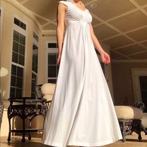 SIMPLE BUT GREEK GODDESS DRESS
